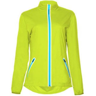 Bunda dámska Callaway Full Zip Jacket Lime