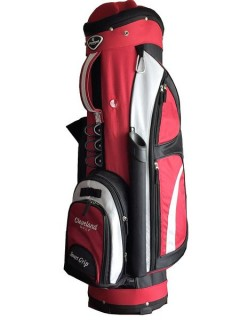 Cart Bag CLEVELAND SUPERLITE Red