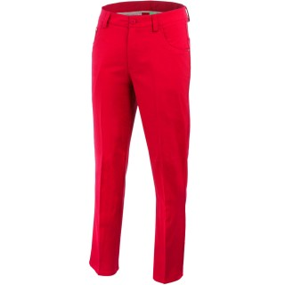Nohavice PUMA 6 Pocket Pant Tango Red