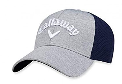 Šiltovka Callaway MESH FITTED grey/navy