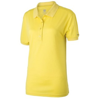Tričko Wilson Staff Ladies Authentic Polo Green Sheen