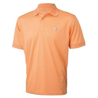 Tričko Wilson Staff Authentic Polo Peach