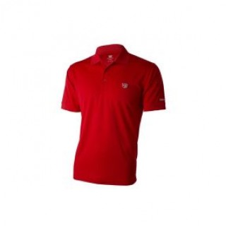 Tričko Wilson Staff Authentic Polo Red