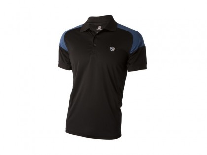 9acc41052431 Tričko Wilson Staff Performance Polo Dark Blu