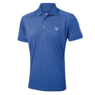 Tričko Wilson Staff Performance Polo Daz Blue