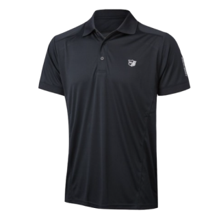 Tričko Wilson Staff Performance Polo Deep Black