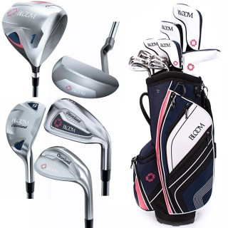 Golfový set Cleveland Bloom Women RH navy