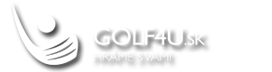 golfový obchod golf4u.sk